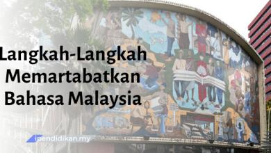 contoh karangan langkah langkah memartabatkan Bahasa Malaysia