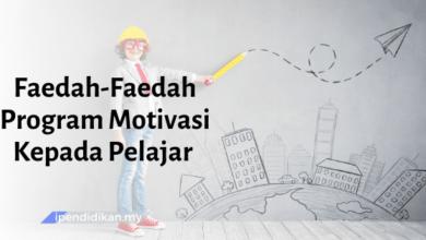 contoh karangan faedah program motivasi kepada pelajar