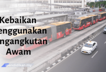 contoh karangan kebaikan menggunakan pengangkutan awam