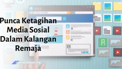contoh karangan punca ketagihan media sosial dalam kalangan remaja