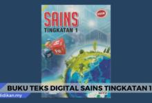 buku teks digital sains tingkatan 1