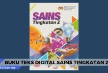 buku teks digital sains tingkatan 2