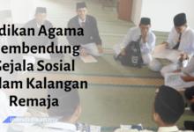 contoh karangan didikan agama membendung gejala sosial dalam kalangan remaja
