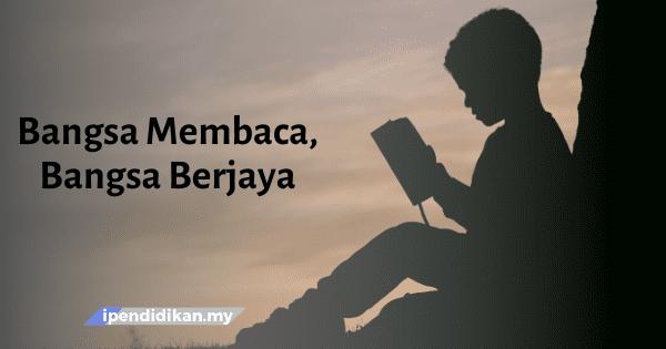 contoh karangan bangsa membaca bangsa berjaya