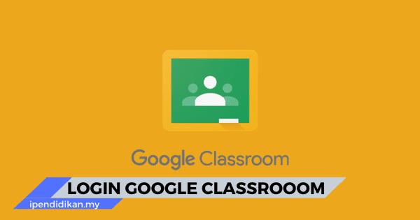 Cara Sign In Google Classroom Murid Guru