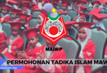 Permohonan Tadika Islam MAIWP