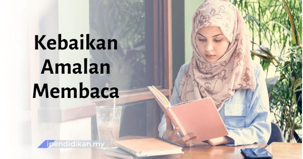 contoh karangan kebaikan amalan membaca