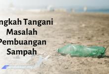 contoh karangan langkah menangani masalah pembuangan sampah