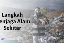 contoh karangan langkah menjaga alam sekitar