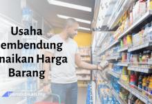 contoh karangan usaha membendung kenaikan harga barang