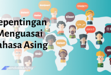 karangan kepentingan menguasai bahasa asing