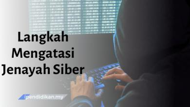 karangan langkah mengatasi jenayah siber