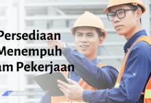 karangan persediaan menempuh alam pekerjaan