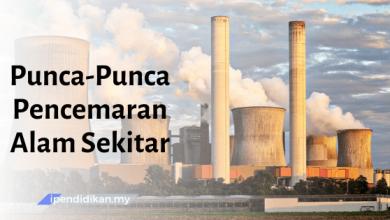 karangan punca pencemaran alam sekitar