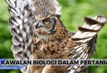 kawalan biologi dalam pertanian