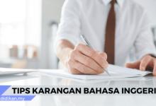 tips menulis karangan bahasa inggeris